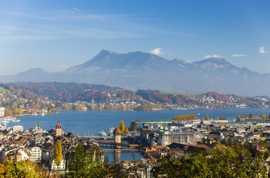 Amphacademy 2018 Excursion to Lucerne