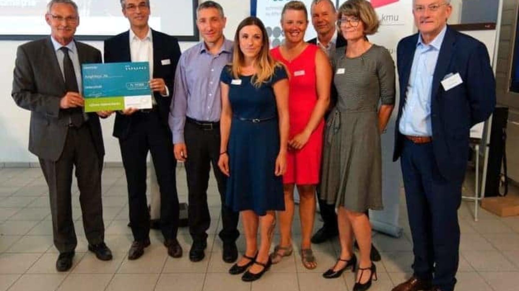 Amphasys wins Zinno Innovationsscheck