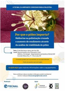Amphasys Pollen Viability Demo in Brazil