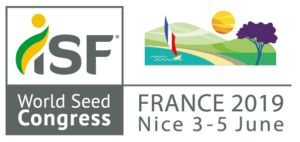 ISF World Seed Congress 2019 Logo
