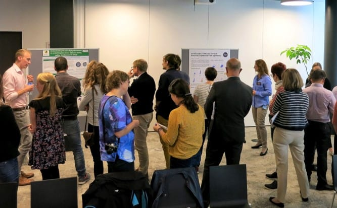 Amphacademy 2017 Poster session