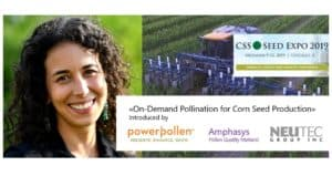 Amphasys at ASTA Seed Meeting 2019
