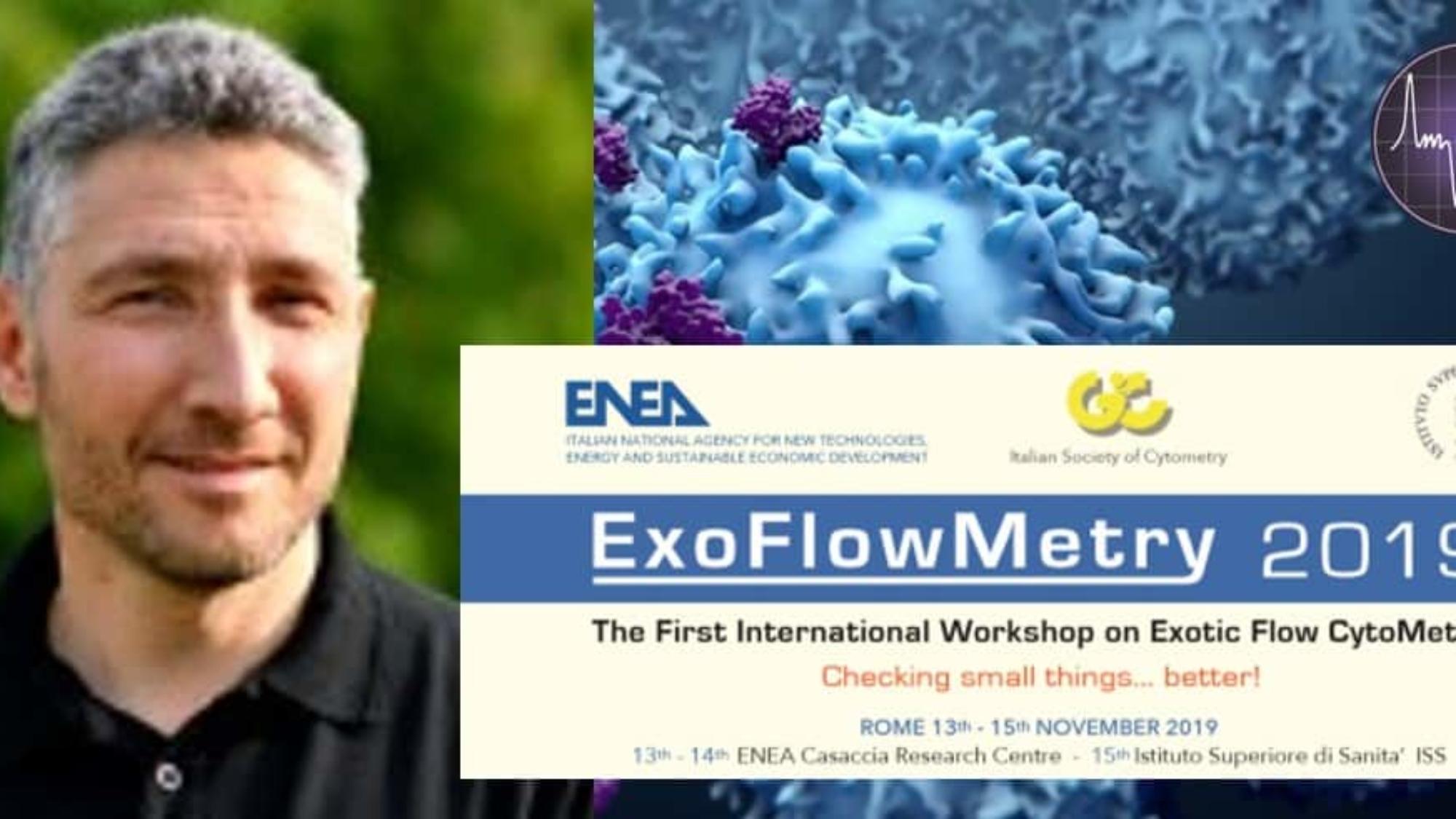 Marco Di Berardino will be attending the 1st ExoFlowMetry Meeting