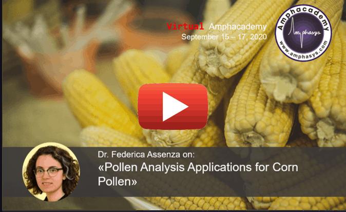 Corn pollen webinar