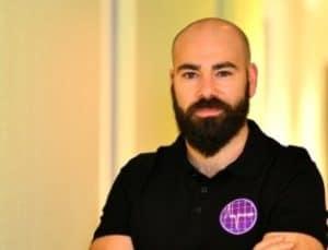Portrait of Dr. Gorka Santos